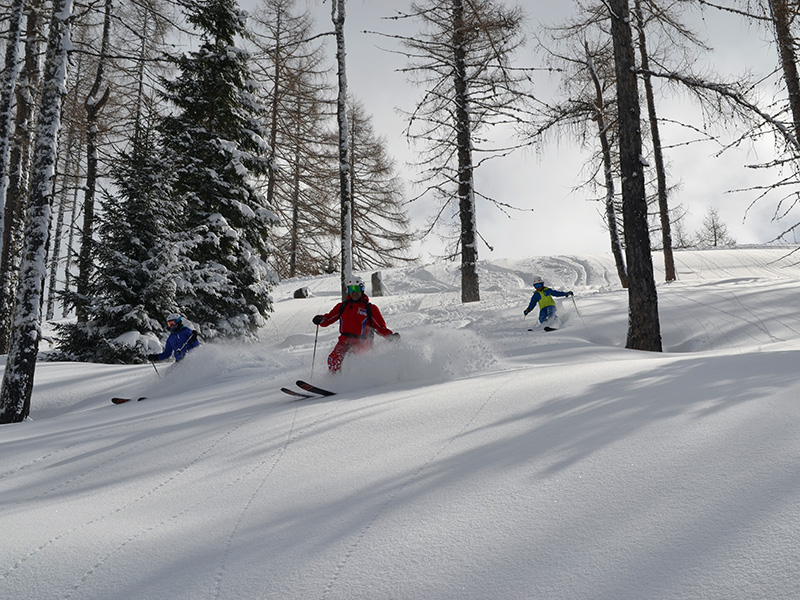 Every ski is returned to tip-top condition after each rental.
