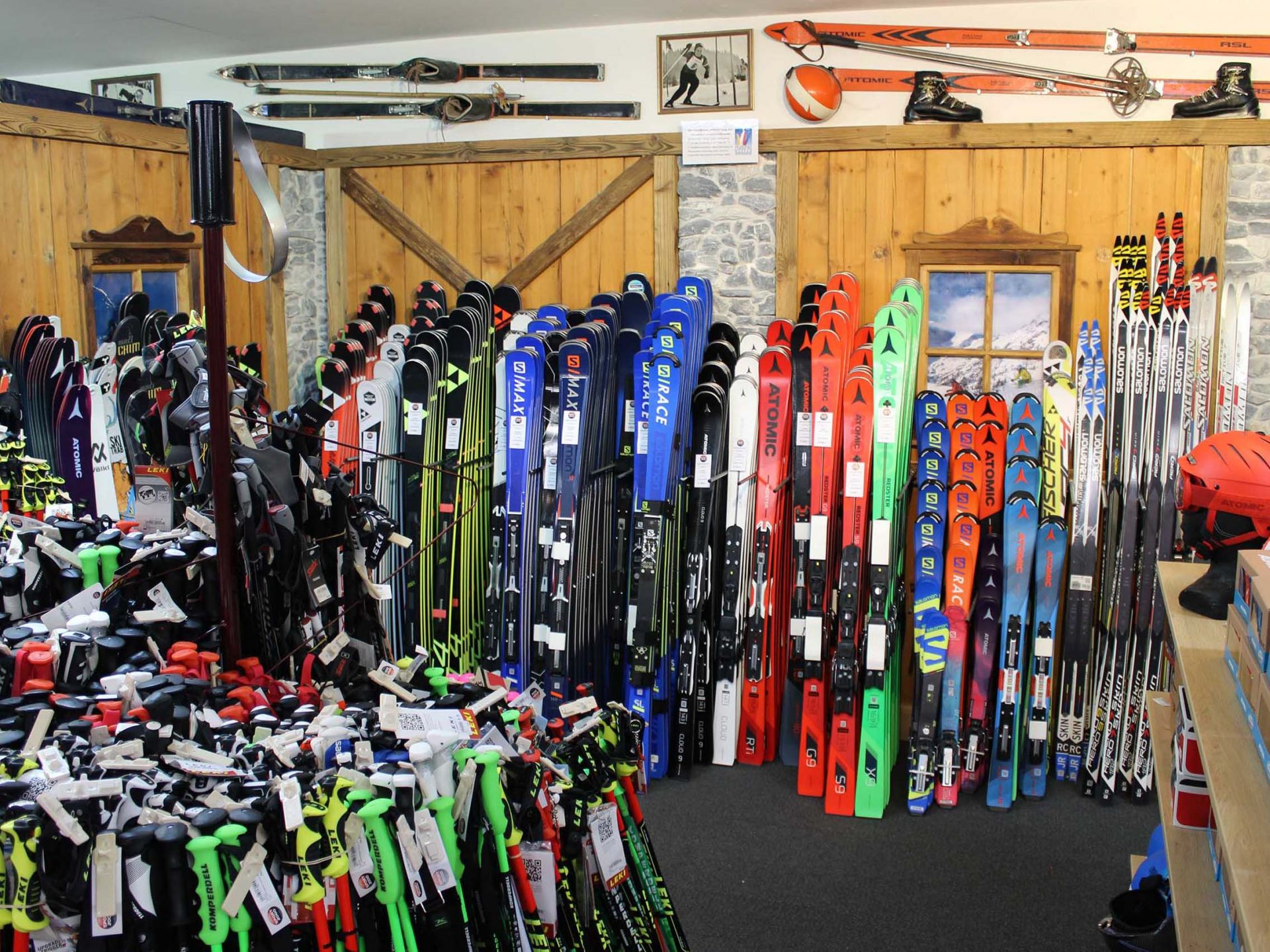 Test & buy - your personal first choice when buying skis